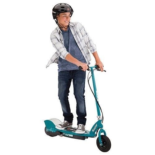 Razor E200 Electric Scooter - Teal RAZE200-12